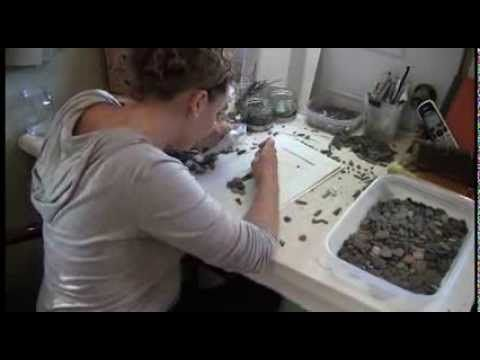 Sharon Nowlan's Pebble Art (2)
