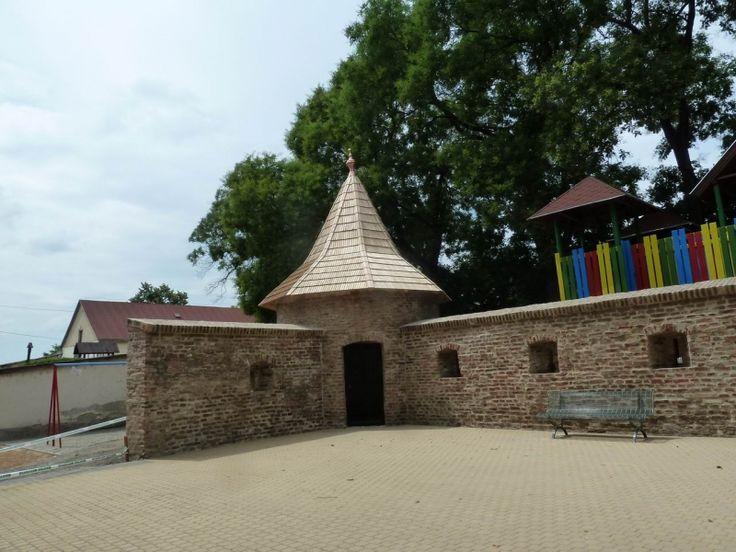 Erődfal / Fortress #wall Forrás/source: monolitkft.hu