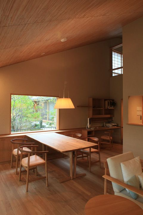 二軒の家(東の家)|横内敏人建築設計事務所