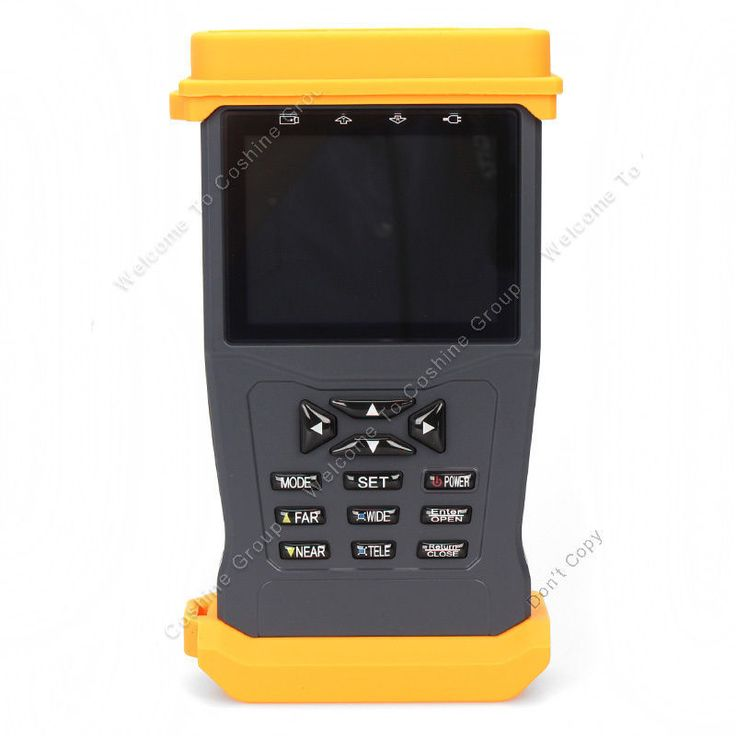 "==> [Free Shipping] Buy Best 3.5"" 1080P AHD CVBS CCTV Camera Cam PTZ Control Test Cable Tester RS485 12V-Out Free Shipping Online with LOWEST Price 