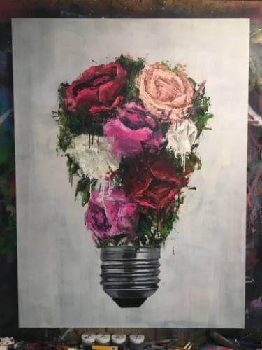 """Saatchi Art Artist sage -; Painting, """"Untitled"""" #art"""