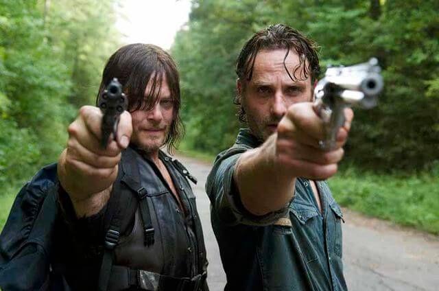See it first! An exclusive sneak peek from next Sunday's all-new Watch out The Walking Dead Season 6 Episode 13 Sneak Peek Trailer