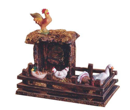 7.5 Inch Scale Birds of Bethlehem by Fontanini