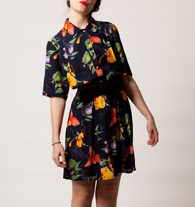 15 petites robes vintage à shopper en ligne pour le printemps 2014