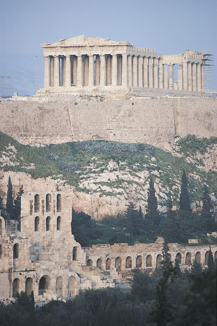 Ακρόπολη Αθηνών (#Acropolis of #Athens, #Greece) in Αθήνα, Αττική #Travel
