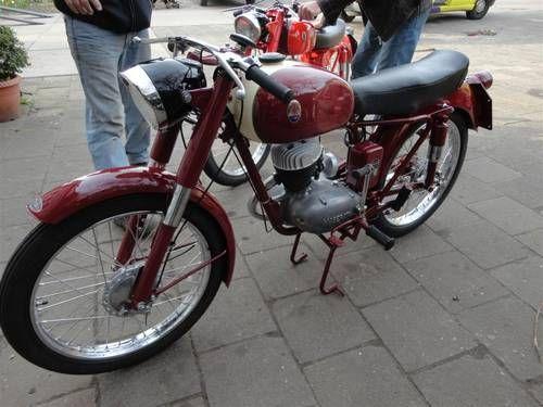 Several Maserati Classic Bikes For Sale