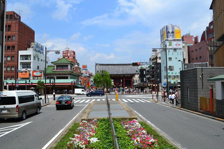 Sensō-ji #Tempel in #Tokyo   #Japan http://www.funkloch.me/senso-ji-tempel-in-tokyo-japan-asientrip/ #asientrip