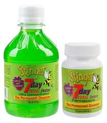 Stinger 7 Day Permanent Detox
