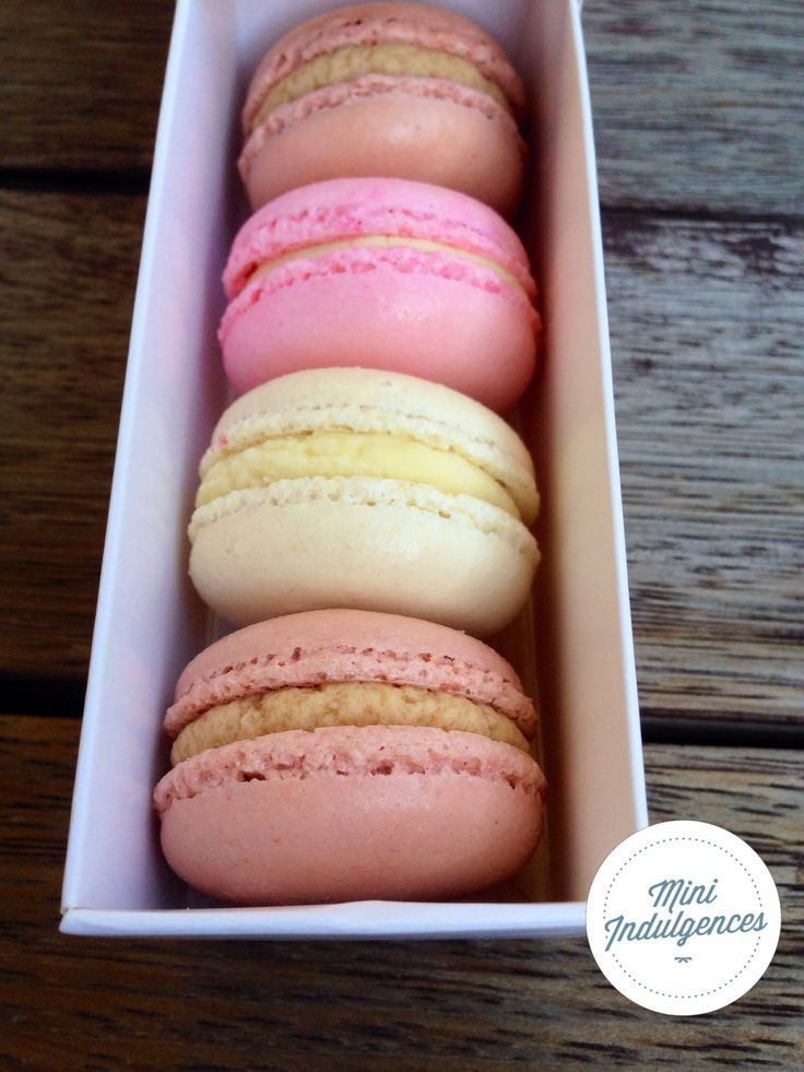 Nude, pastel pink and white macaron. Perfect colour combination for wedding