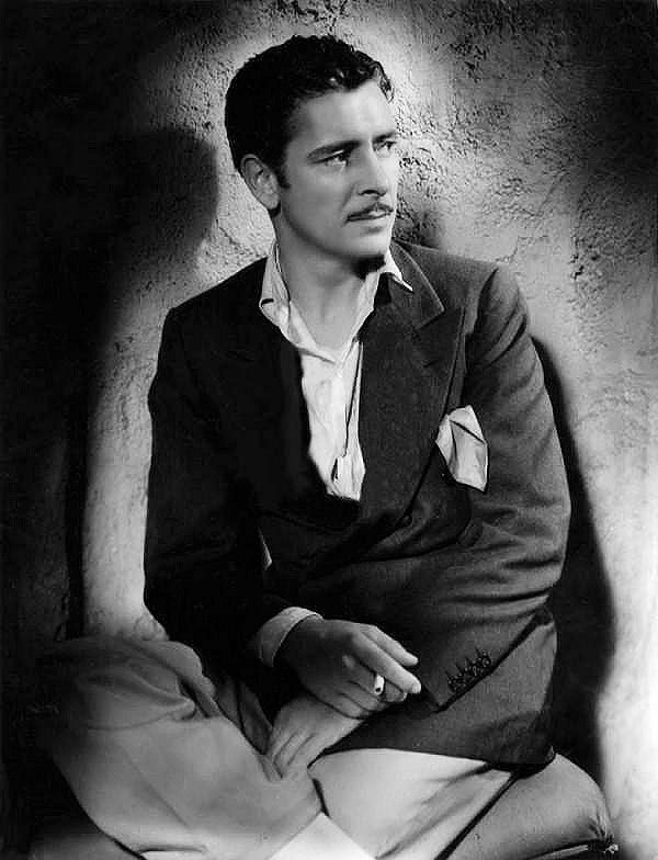 Ronald Colman in The Unholy Garden, 1931