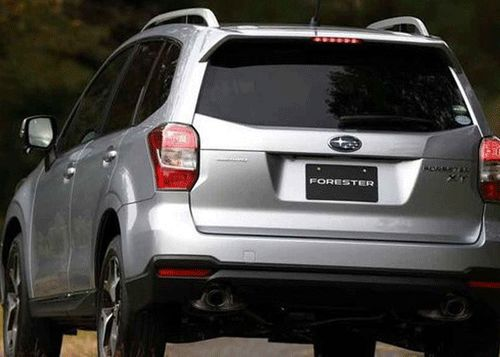 2016 Subaru Forester isn't the prettiest or the most luxurious model in