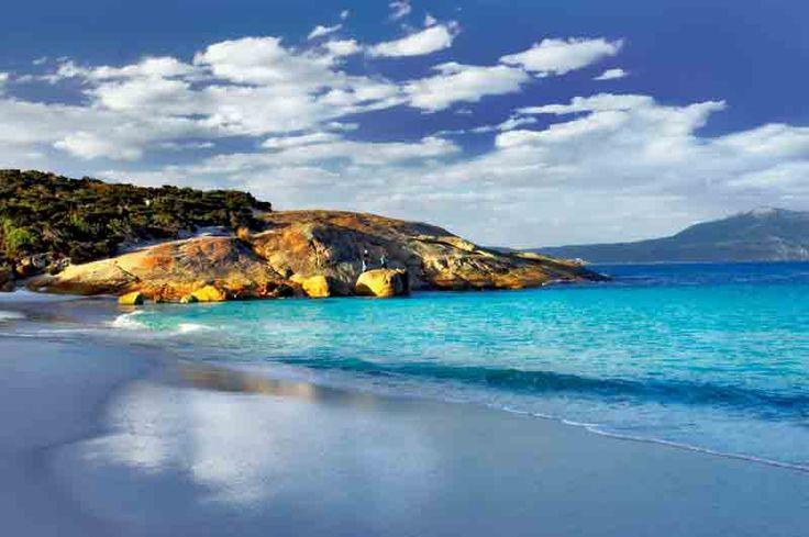 Little Beach, near Albany in Western Australia.  The prettiest beach I've seen.