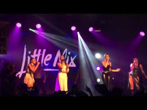 Little Mix - Black Magic live (G-A-Y Heaven nightclub, London July 2015) - YouTube