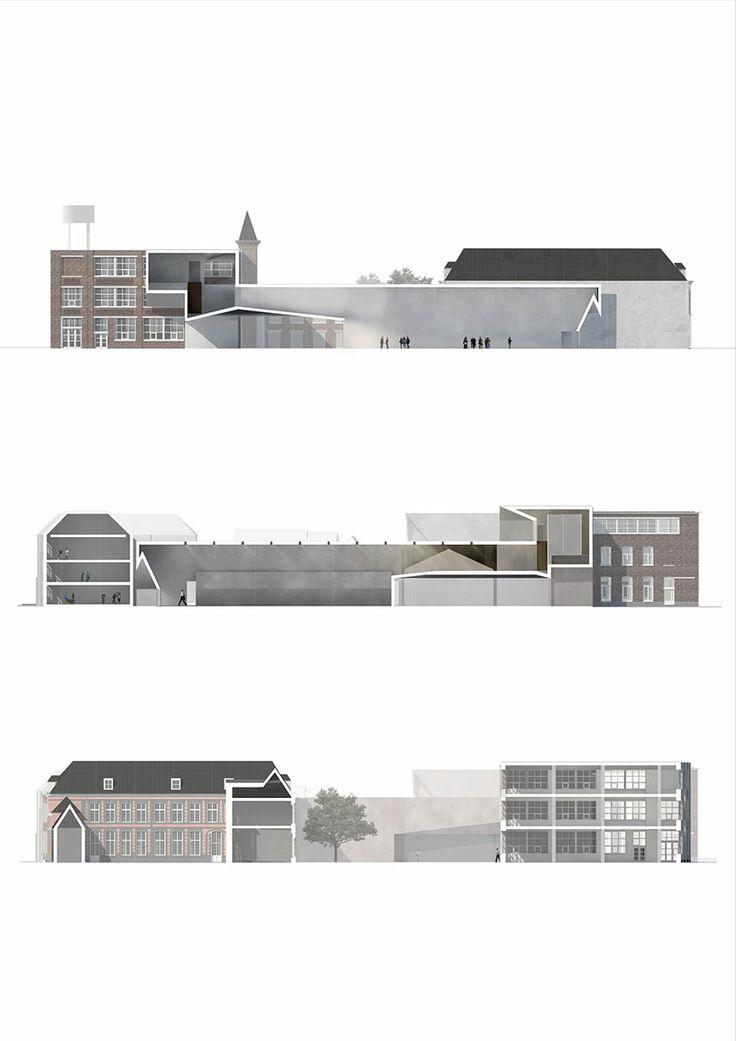 Faculdade de Arquitectura em Tournai