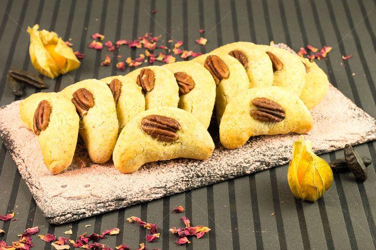 Pecan cookie (gluten free, lactose free, sugar free)