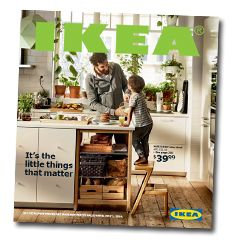 The IKEA Catalogue 2016 cover