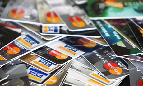how to get rid of credit card debt uk