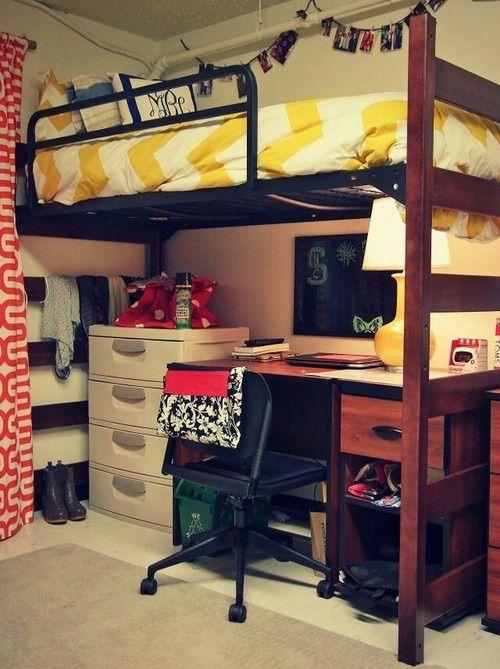 Decorating Ideas > 192 Best Images About ṭȗṃɞʟя ɞѧԀяȏȏṃṡ On Pinterest  ~ 202001_Quad Dorm Room Ideas