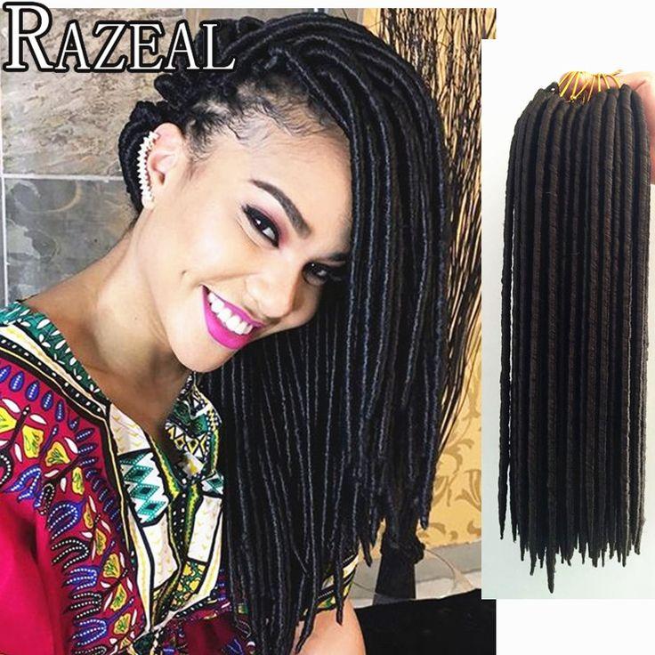 14 Best Faux Locs Dreadlocs Crochet Braid Hair Ombre Hair Extensions