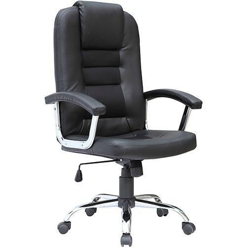 Cadeira Presidente YS-8721H-C Base Croma... - Americanas.com