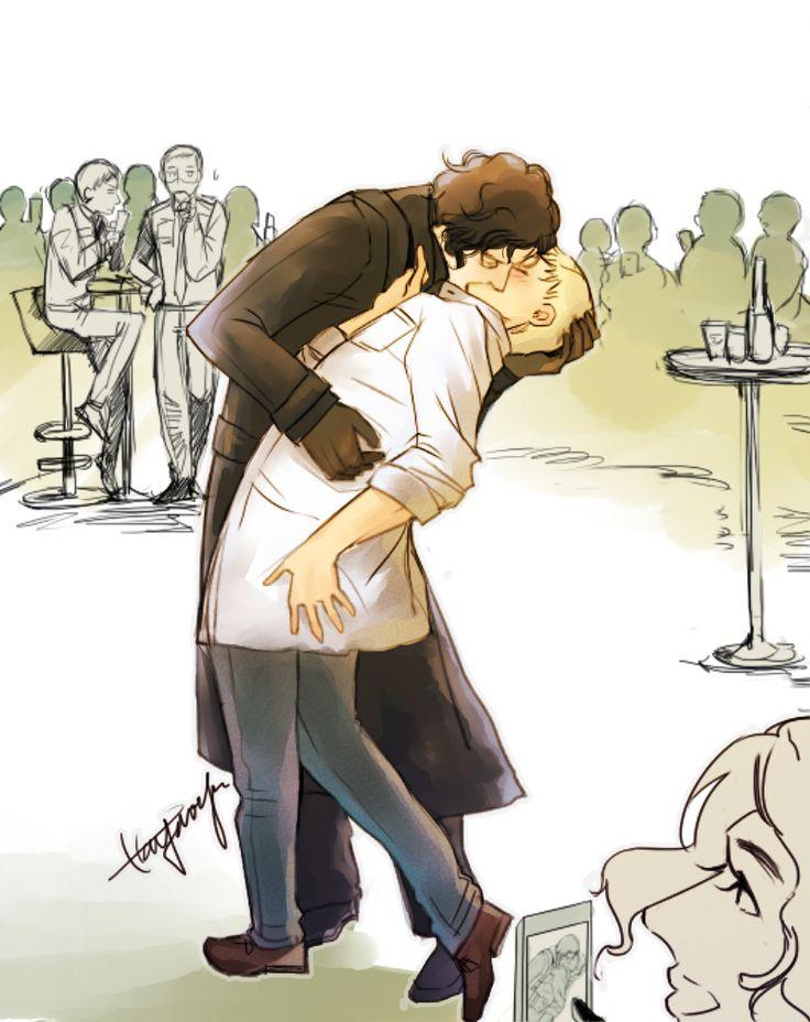 Victory Kiss by hayamiyuu.deviantart.com on @deviantART | Fanart ...