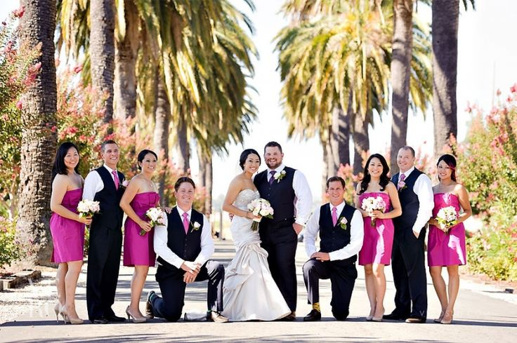 Wendy & Dominic, Palm Event Center Wedding » Vero Suh Photography