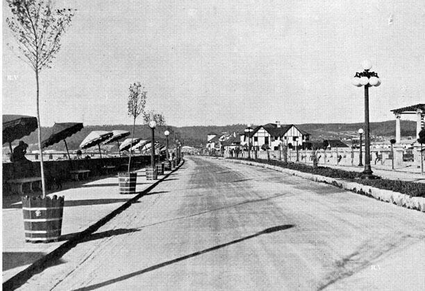 Avenida Perú, Viña del Mar, 1900