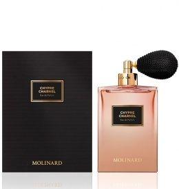 Chypre Charnel de Molinard : Fiche complète, boutiques en ligne et 2 avis consos pour bien choisir vos parfums femme.