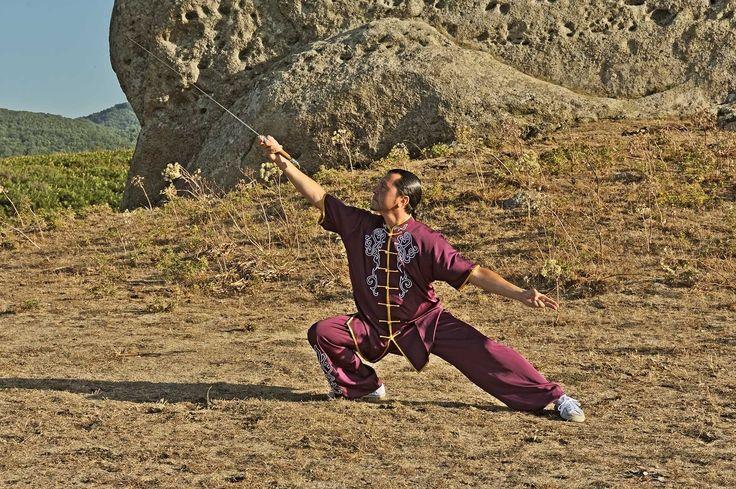 Chen Style Taiji Sword