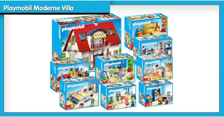 19 best images about playmobil on pinterest shops for Playmobil kinderzimmer 4287