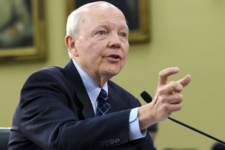 See How IRS Chief Responds When Pressed by Wolf Blitzer on Reports Indicating He Is a Major Democratic Donor