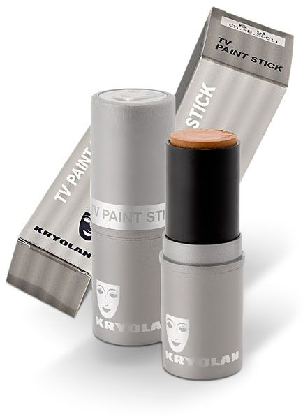 Kryolan TV Paint Stick Foundation 1W 3W 4W