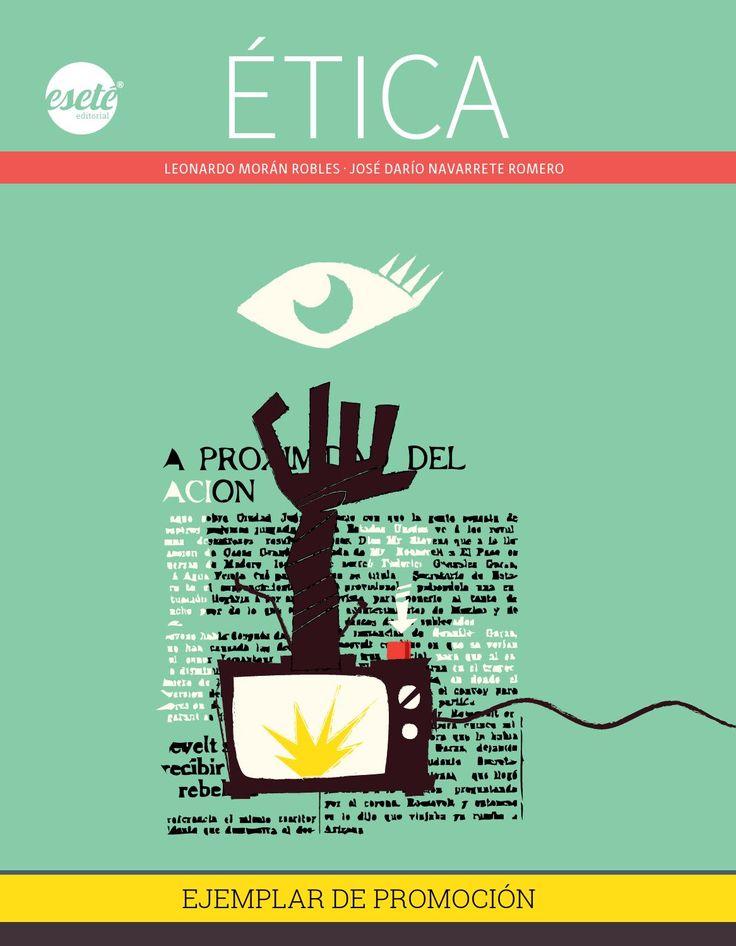 Ética  eseté editorial (Bachillerato Tecnológico)