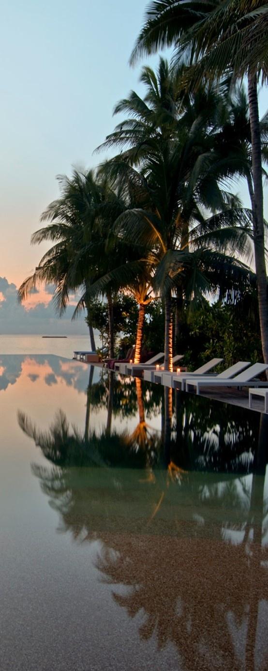 Pool at The Hilton Hotel...Curacao | LOLO