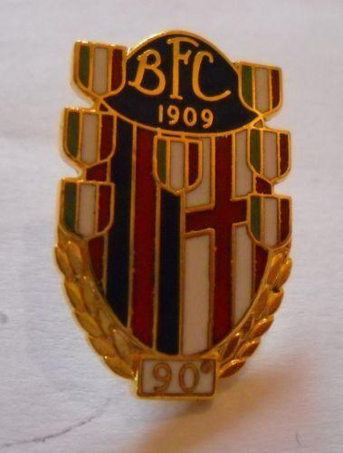 calcio distintivo spilla Bologna 90° old pin football badge