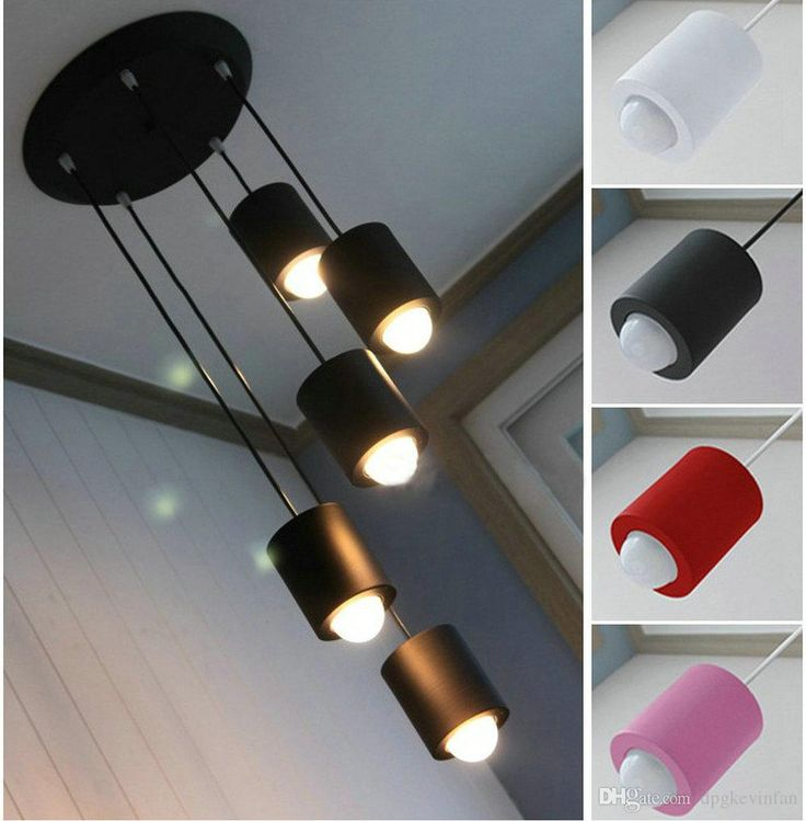 Modern Minimalist Ceiling Lights Decoration Light Nordic Ikea Style Ceiling For Living Room With Four Colors From Dpgkevinfan, $74.74 | Dhgate.Com