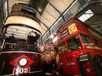 The London Transportation Museum