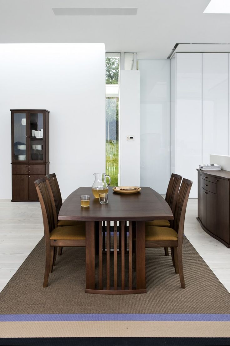 40 best images about Modern Wood Dining on Pinterest   Dining ...