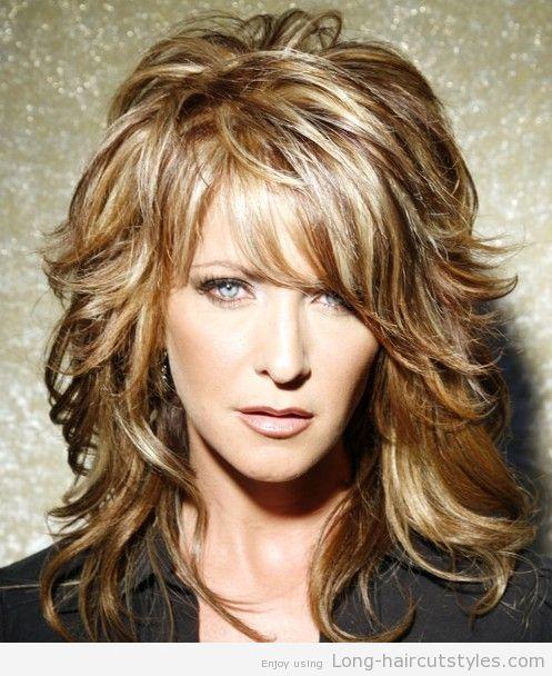 long+Hair+Styles+For+Older+Women | Long Hairstyles for Older Women for Round Face ideas and New Long ...