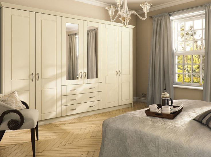 Built In Furniture Ideas: The 25+ Best Bedroom Cupboards Ideas On Pinterest
