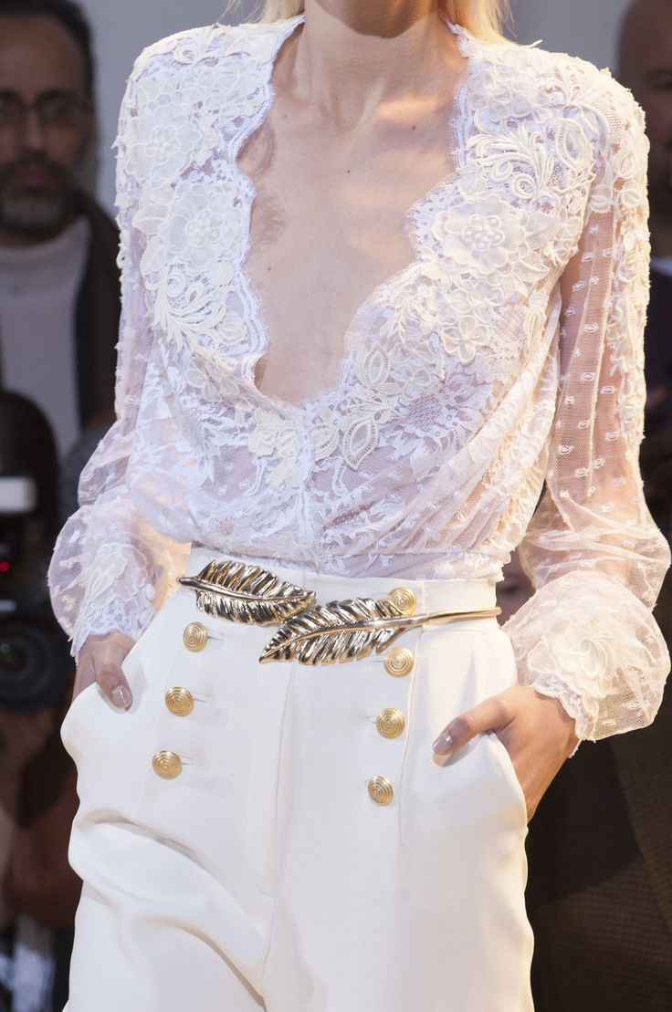 Zuhair Murad at Couture Spring 2014 (Details)