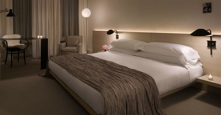 Public Hotels | Public Chicago | An Ian Schrager Hotel | Hotel Rooms Overview - via http://bit.ly/epinner
