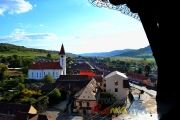 Private Tour in Transylvania, Fortified Church www.touringromania.com