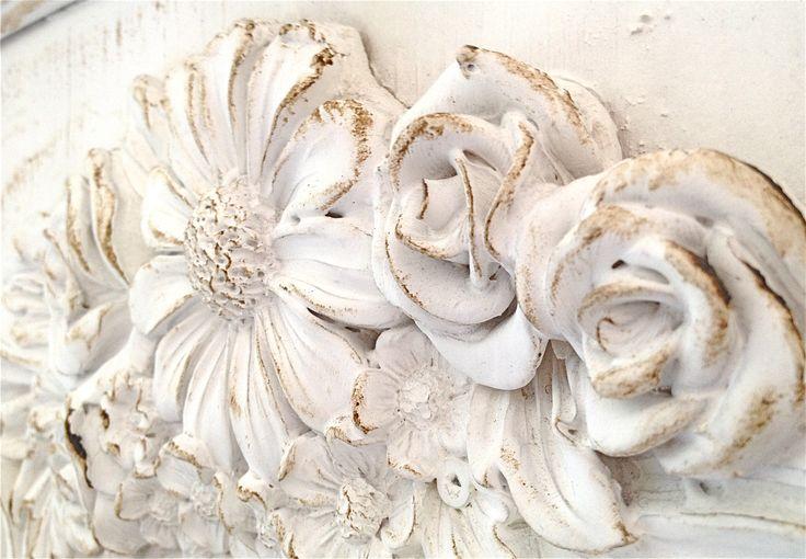 Rose decoration.