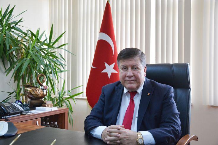 Odamız Yönetim Kurulu Başkanı Enis Sülün, Antalya Ticaret ve Sanayi Odası´ndaki patlamayla ilgili Geçmiş Olsun Mesajı Yayınladı