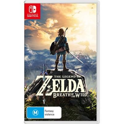 The Legend of Zelda: Breath of the Wild - Out Now