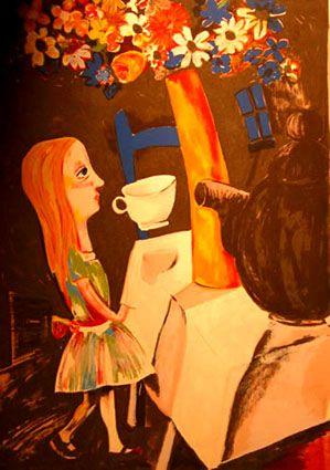 Charles Blackman prints,Galeria Aniela the world's local fine art gallery