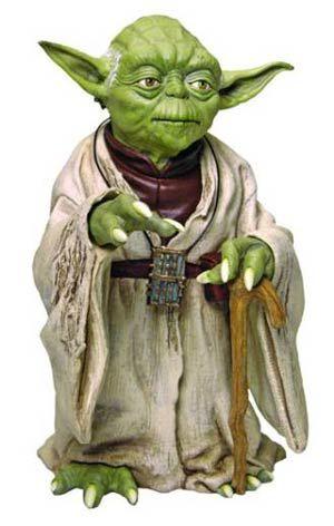 Yoda | star-wars-statue-yoda