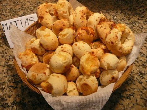 Receta de Chipa de Queso - Original - Facil - Taringa!