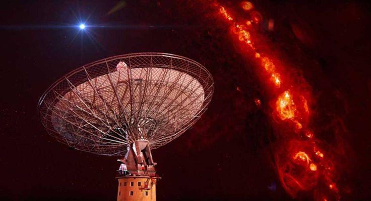 Las ráfagas rápidas de radio (Fast Radio Bursts en inglés) son uno de los problemas más intrigantes para los astrónomos modernos: ¿qué o quién está transmitiendo Las ráfagas rápidas de radio (Fast Radio Bursts en inglés) son uno de los problemas más intrigantes para los astrónomos modernos: ¿qué o quién está transmitiendo estas breves ráfagas de radio por todo el universo? ¿Y de dónde proceden exactamente estas señales? La primera vez que entraron a formar parte del misterioso escenario…
